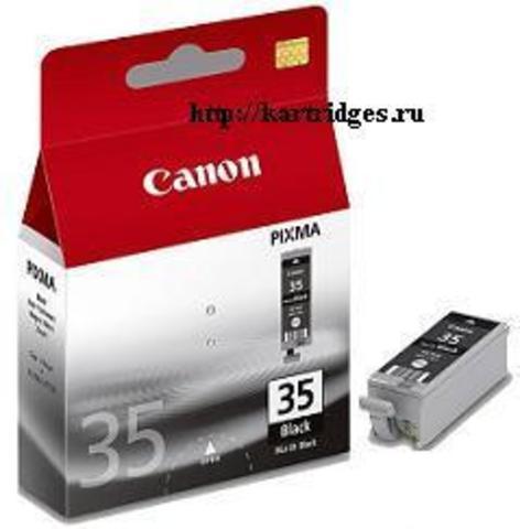 Картридж Canon PGI-35Bk