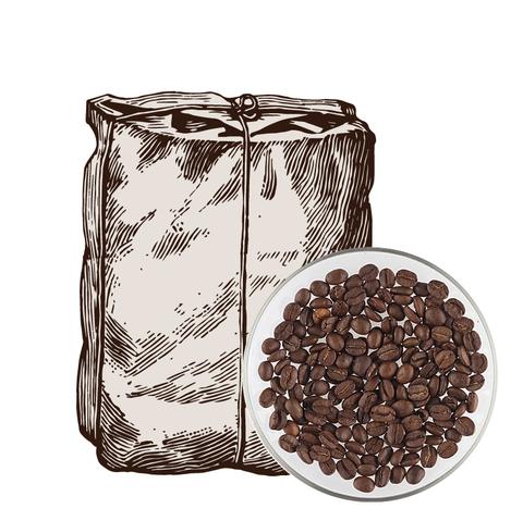 Кофе десертный Имбирный пряник ЧАЙ ИП Кавацкая М.А. 0,1кг