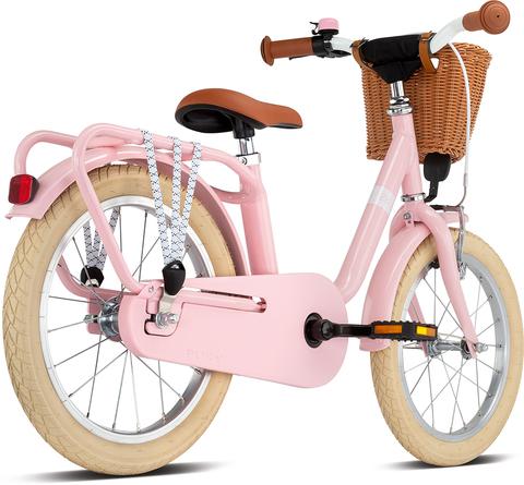 Двухколесный велосипед Puky STEEL CLASSIC 16 4121 retro pink розовый, 4+