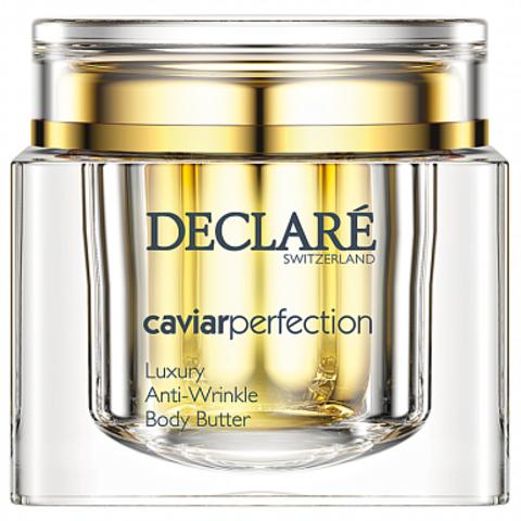 DECLARE Питательный крем-люкс для тела с экстрактом черной икры | Luxury Anti-Wrinkle Body Butter