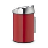 Мусорный бак Touch Bin (3 л), артикул 364426, производитель - Brabantia, фото 2