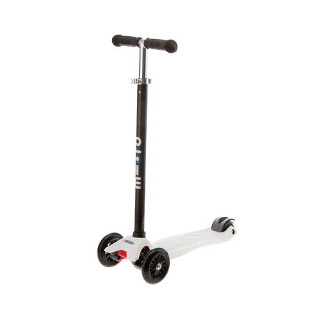 micro-scooter maxi micro белый
