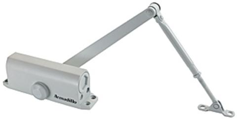 Доводчик дверной Armadillo (Армадилло) морозостойкий LY3 65 кг (белый)