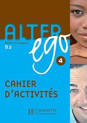 Alter Ego 4 Cahier **