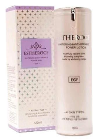 Deoproce Estheroce Whitening & Anti-Wrinkle Power Skin 120ml