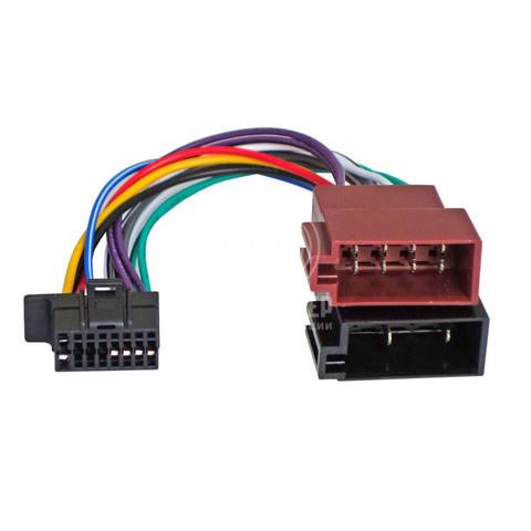 ISO- разъем Incar CON-SON-02W Sony/JVC