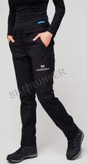 Утепленные лыжные брюки Nordski Urban Black женские