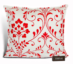 Подушка декоративная 50x50 Proflax Caleta red