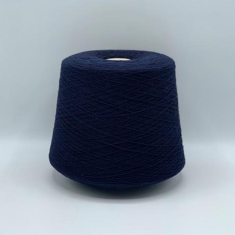 Бобинная пряжа(пр.Италия)art-cashmere,1400м/100гр,100%кашемир,цвет-Синий.арт.8517