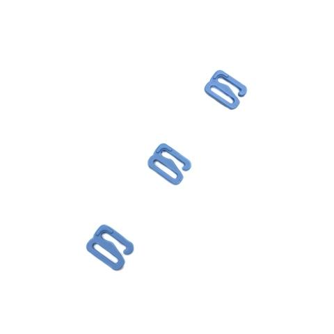 Крючок для бретели голубое небо 10 мм (цв. 3090)