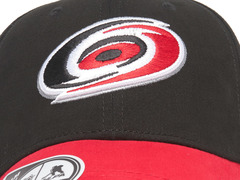 Бейсболка NHL Carolina Hurricanes № 37