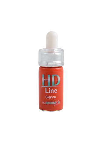 HD Line pigment Siena