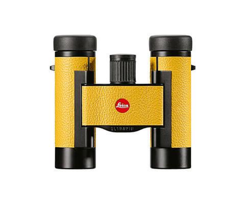 Бинокль Leica Ultravid Colorline 8x20 Lemon Yellow