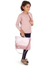 DeCuevas Коляска с сумкой и зонтиком для кукол REBORN серии ТОП-коллекшн, 90 см (складная, с регулируемой ручкой)(82038)