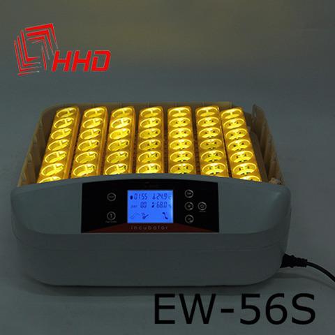 Китайский автоматический инкубатор для яиц HHD 56, фото