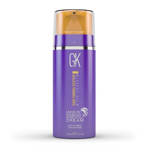 Global Keratin Уход: Несмываемый Кондиционер-Крем Для Блонда (Leave-In Bombshell Cream), 100мл