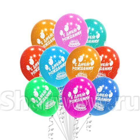 Яркий Букет шаров