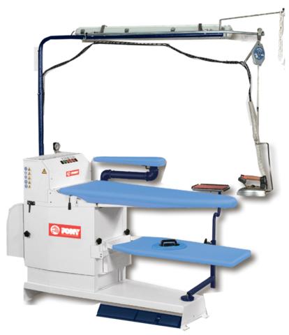 Профессиональная гладильный стол GENUS-SV