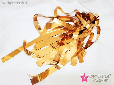 Золотая металлизированная бумага
