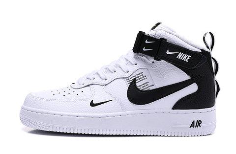 Nike Air Force 1 Mid 07 LV8 'White/Black'