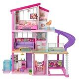 Barbie Дом мечты трехэтажный с лифтом и мебелью GNH53