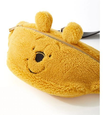 Винни Пух сумка на пояс