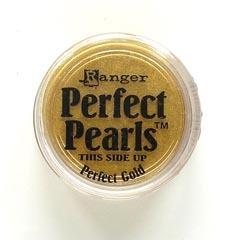 Пигментный порошок  Ranger Perfect Pearls -Perfect Gold