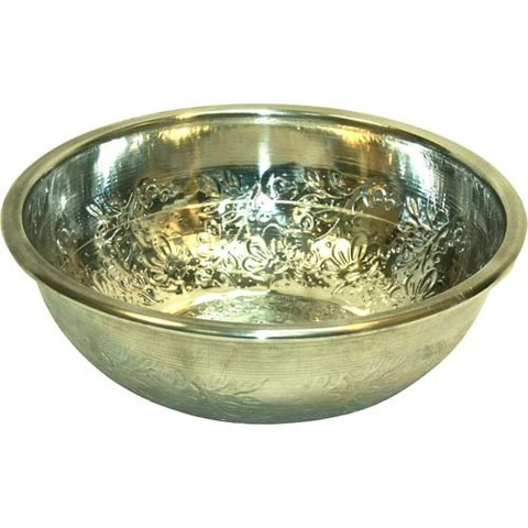 Чаша для омовения (никель)