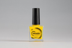 Лак для стемпинга Swanky Stamping №006, желтый,...