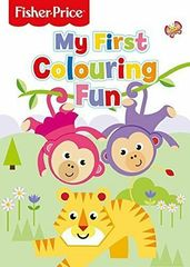 Fisher Price  My First Col Book 2