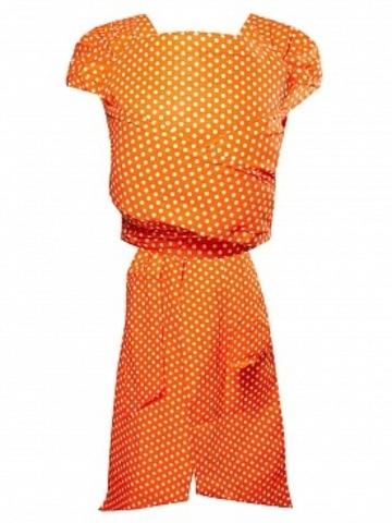 Чудо-Чадо. Май-слинг Детство, горох крупный оранжевый