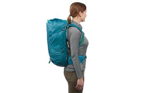 Картинка рюкзак туристический Thule Stir 35 Синий - 5