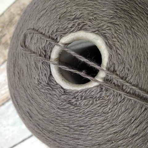 Кашемир 2/11 LORO PIANA COARSEHAIR серо-коричневый