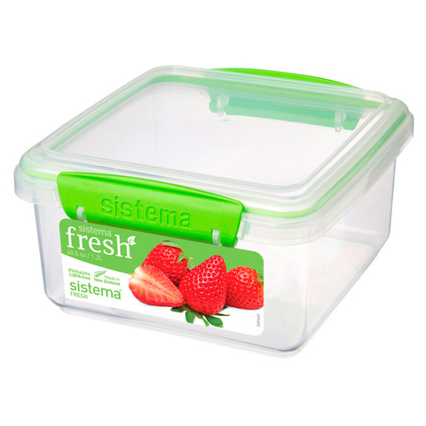 """Контейнер пищевой Sistema """"Fresh"""" 1,2 л"""