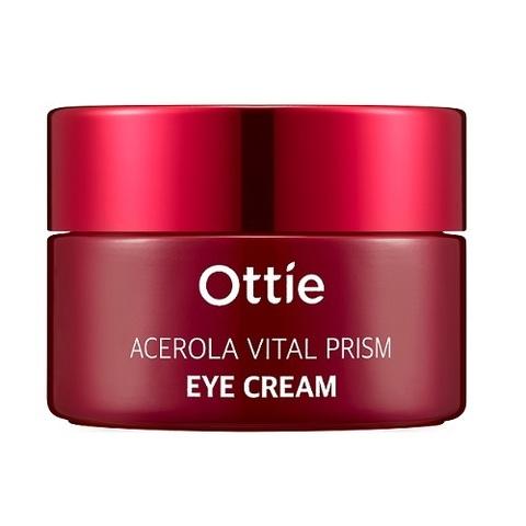 Ottie Acerola Vital Prism Eye Cream антивозрастной крем для глаз с ацеролой