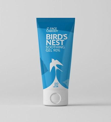 Гель универсальный ЛАСТОЧКА Face & Body Bird's Nest Soothing Gel 90%, 200 мл, J:ON