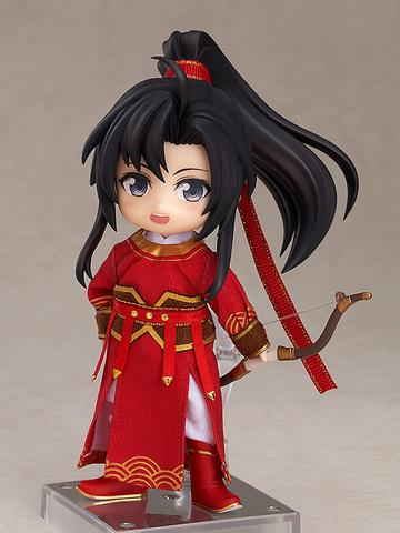 Nendoroid Doll Wei Wuxian: Qishan Night-Hunt Ver. (ПРЕДЗАКАЗ) Дата выхода Январь 2022
