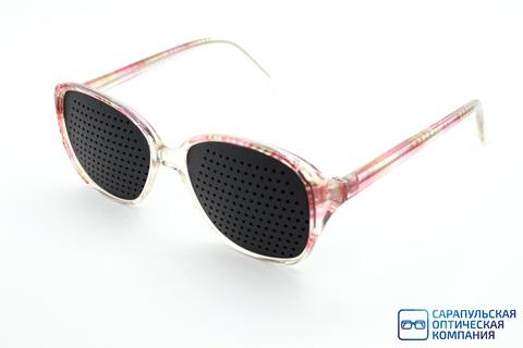 Перфорационные очки тренажеры MATSUDA M0012 R42