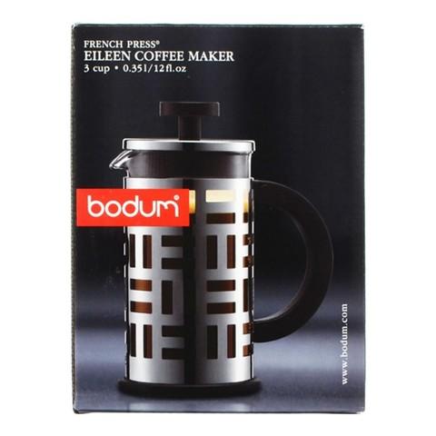Френч-пресс Bodum Eileen (0,35 литра), хром