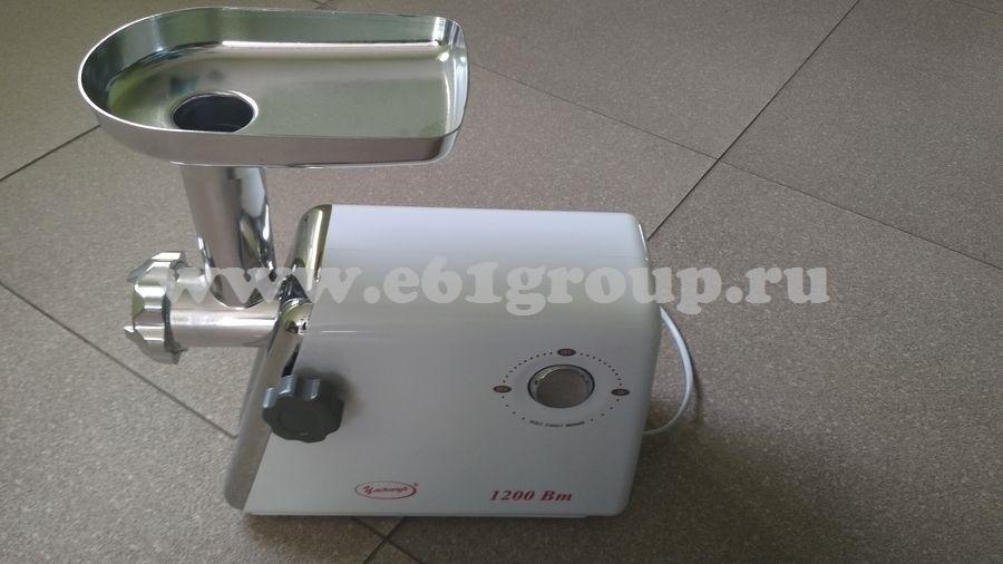 1 Мясорубка электрическая Комфорт Умница MЭ-1200Вт