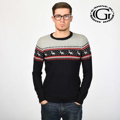 Свитер Dolce Gabbana 374306grey