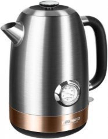 Чайник REDMOND RK-CBM147, Хром / бронза