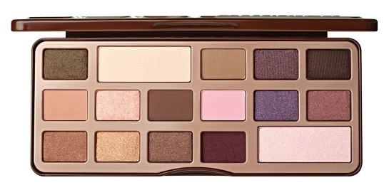 Too Faced Chocolate Bar палетка теней