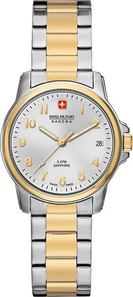 Часы женские Swiss Military Hanowa 06-7141.2.55.001 Swiss Soldier-Recruit