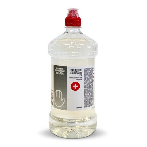 Антисептик MDC (ASP1L) 1л жидкость для рук спорт-кап