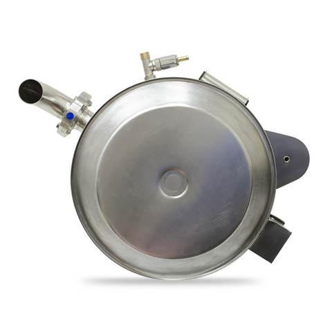 Автоматическая сыроварня Маджио Эксперт с мешалкой 30 литров, сталь. Фото