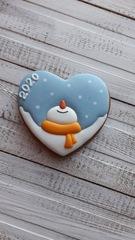 Снеговик №9 в сердце