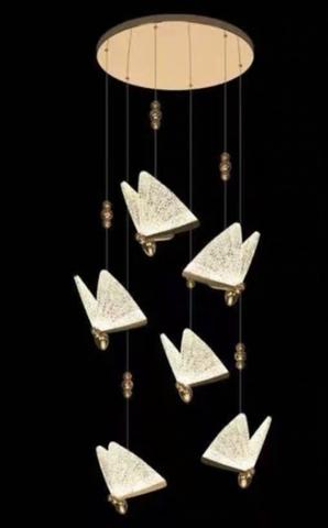 Подвесной светильник  butterfly ( 6 ) by Light Room