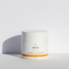 Восстанавливающий ночной крем Hydrating Repair Creme, VITAL C, IMAGE, 57 гр.