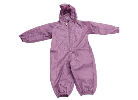 Комбинезон-дождевик Хиппичик непромокаемый фиолетовый